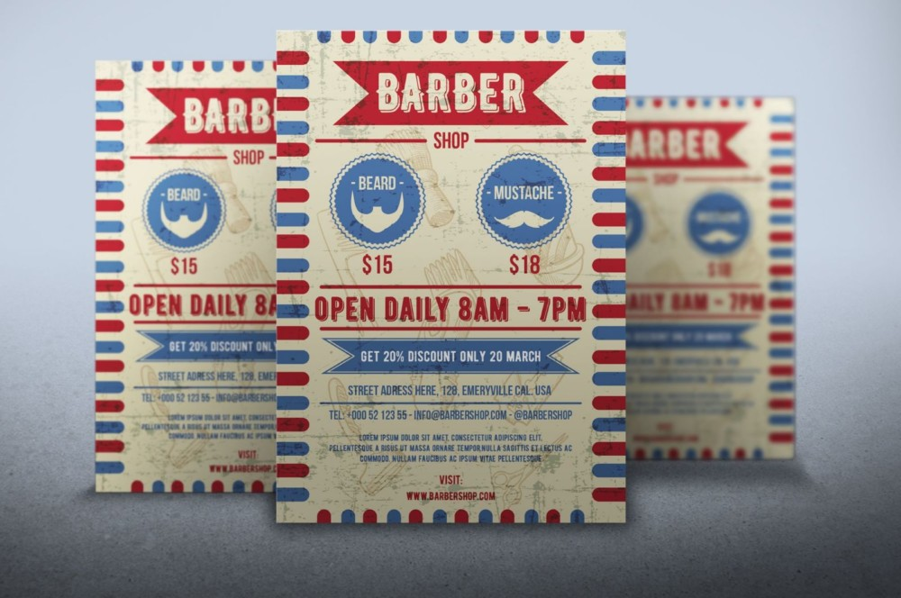 fully-layered-barber-shop-flyer-template