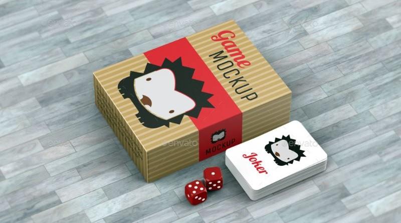 Realistic Box Mockup PSD Designs for Designers