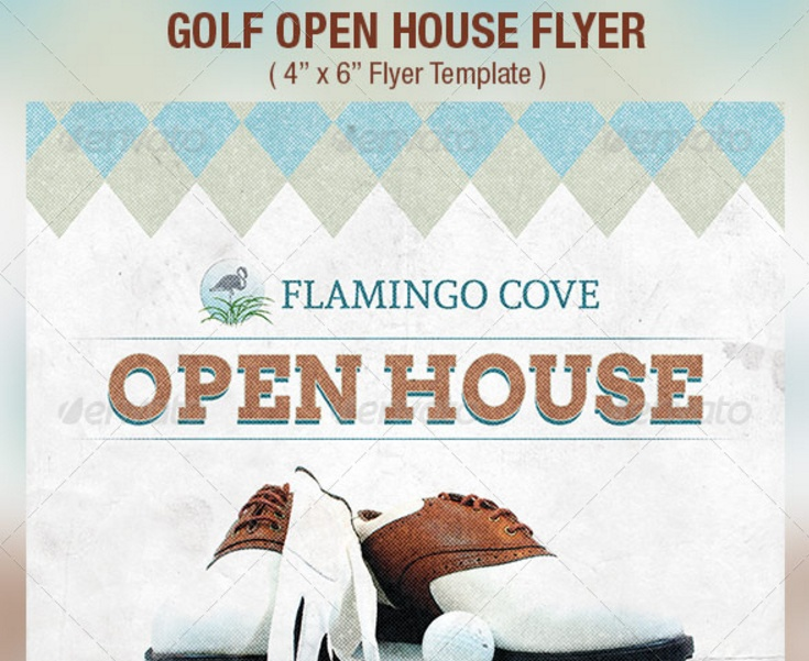 golf-open-house-invitation-template