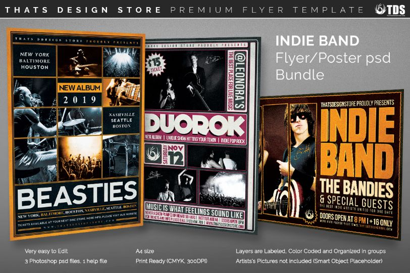 indie-band-flyer-template-bundle