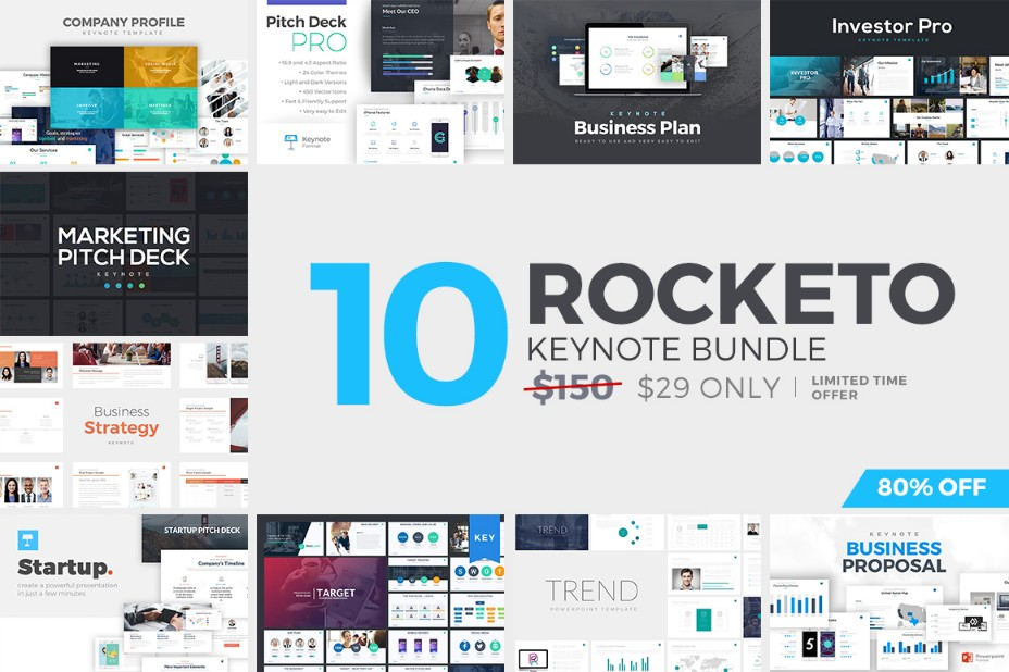 keynote-presentation-template-bundle