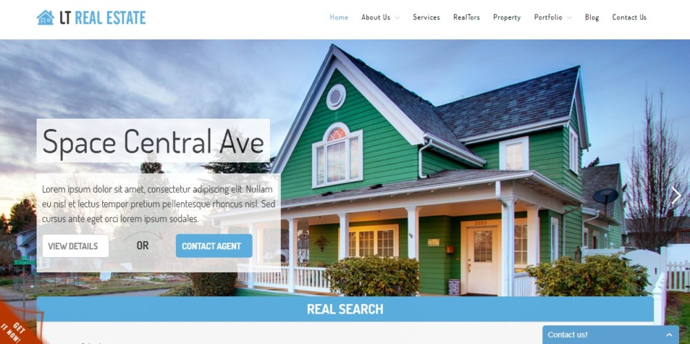 mobile-friendly-realtor-wordpress-theme