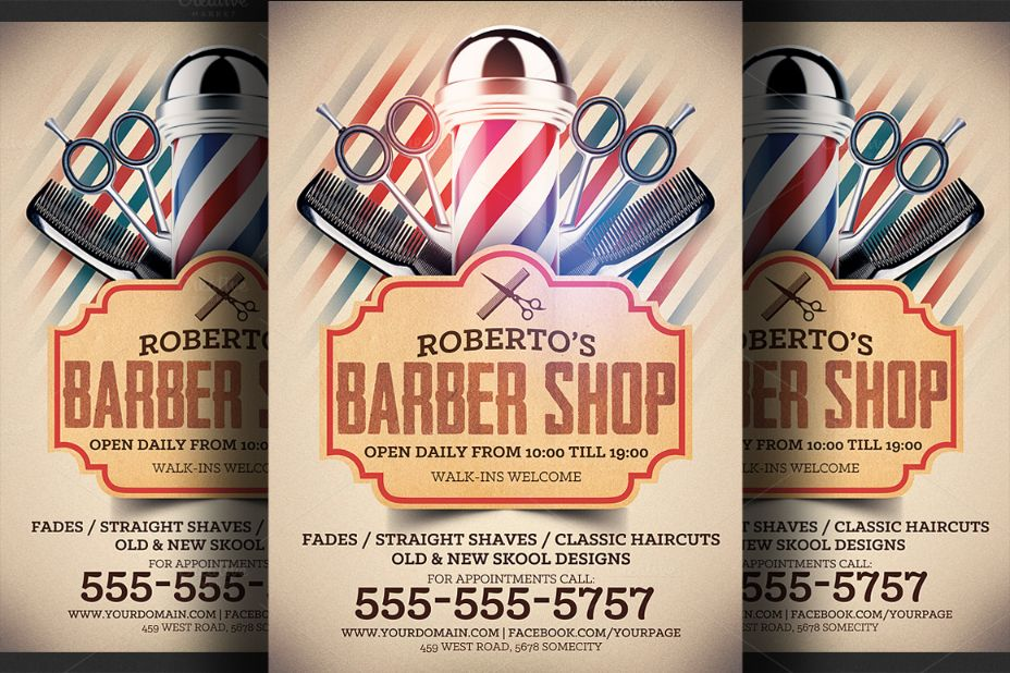 modern-barber-shop-flyer-template
