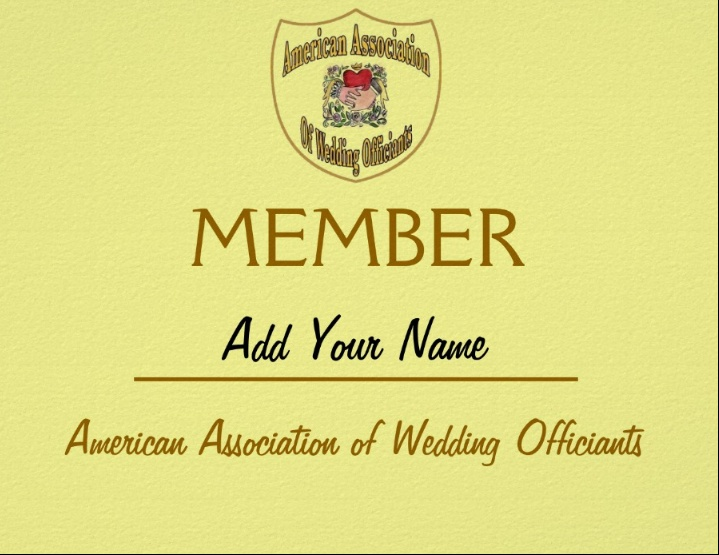 Simple Membership Certificate Template