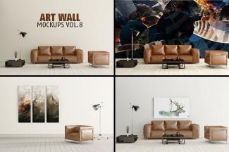 art-wall-mockup-template-psd