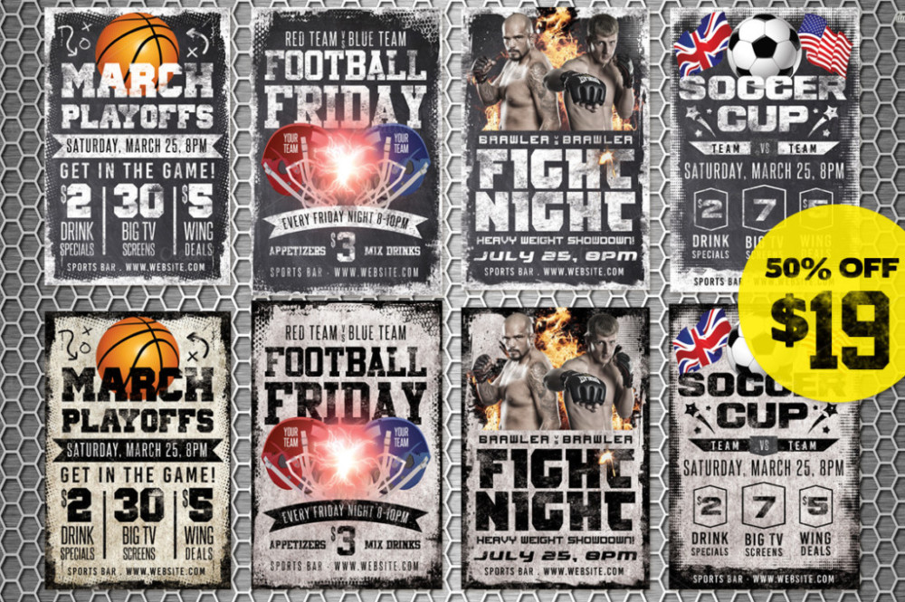 sportsbundle-flyer-free-template