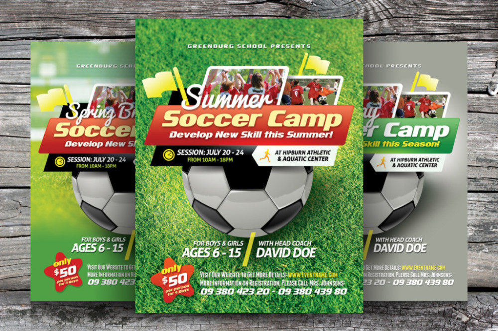 soccer-camp-flyer-templates