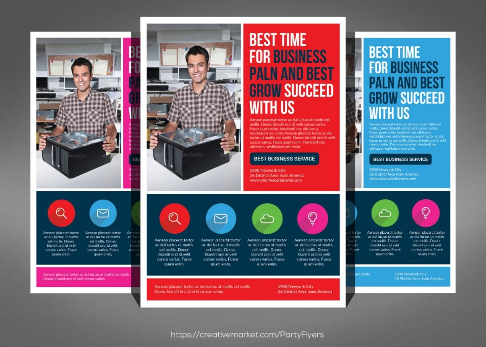 20+ Computer Repair Flyer Template Psd, Eps And Ai Format