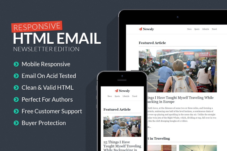 clean-newsletter-email-template