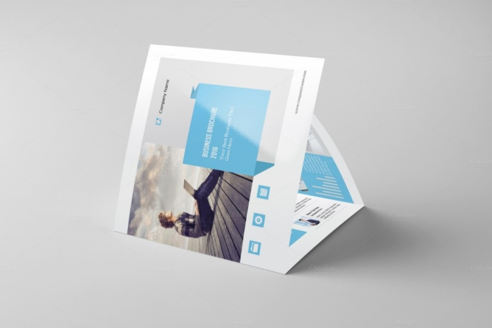 clean-square-brochure-psd-template