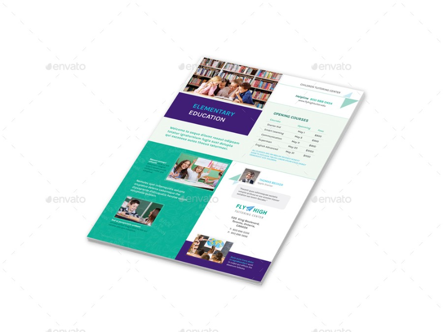 clean-tutoring-flyer-template