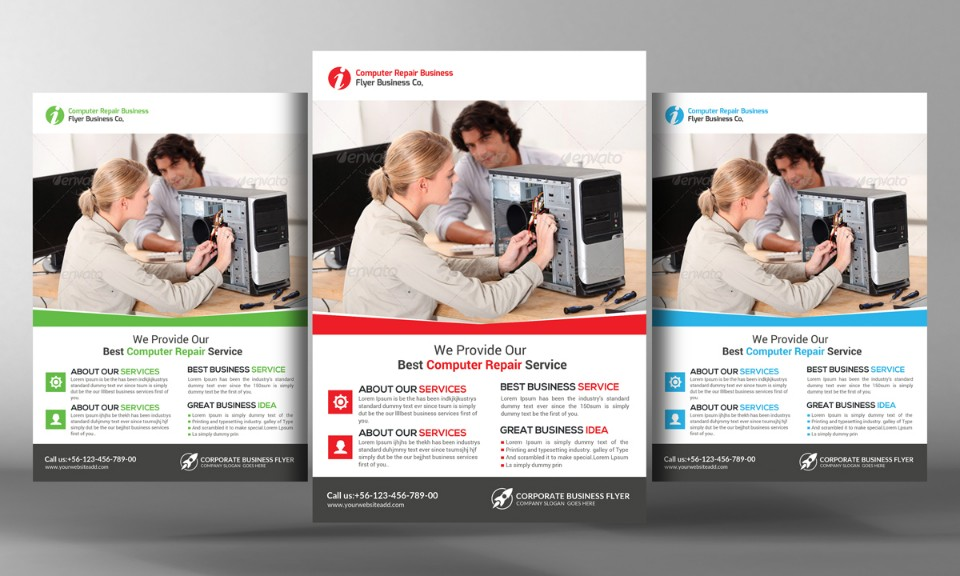 computer-repair-agency-flyer-template