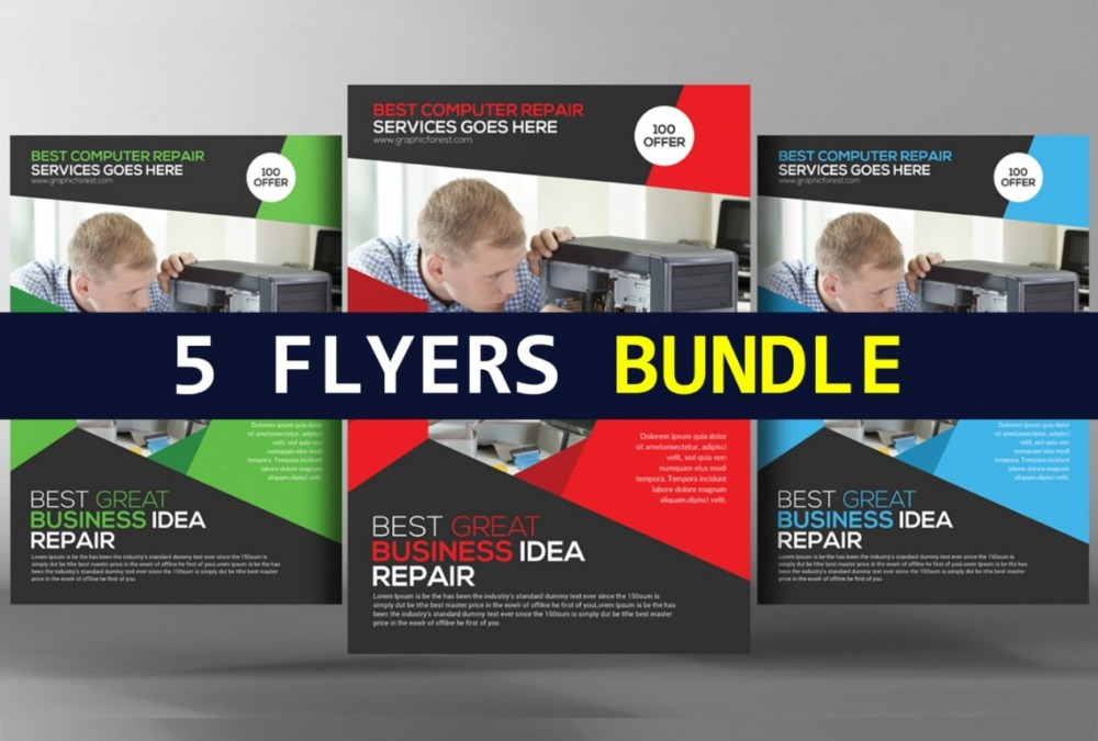 computer-repair-flyer-bundle