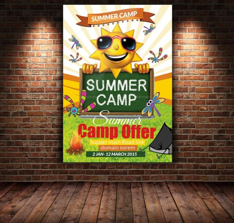 customizable-summer-camp-flyer-template-psd