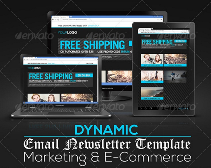 dynamic-email-marketing-template