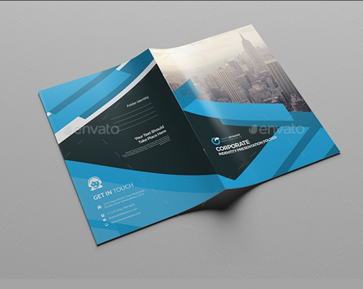eps-presentation-folder-template