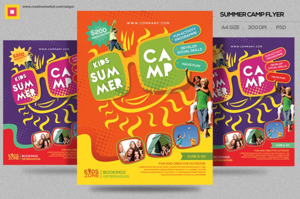 editable-summer-camp-psd-flyer