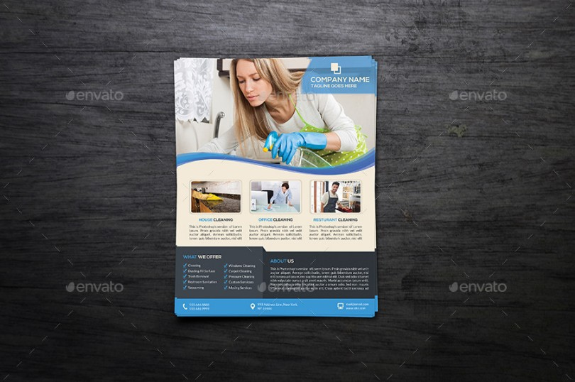 fully-editable-cleaning-company-flyer-template
