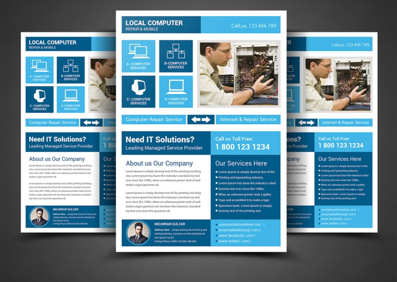 fully-layered-service-flyer-template