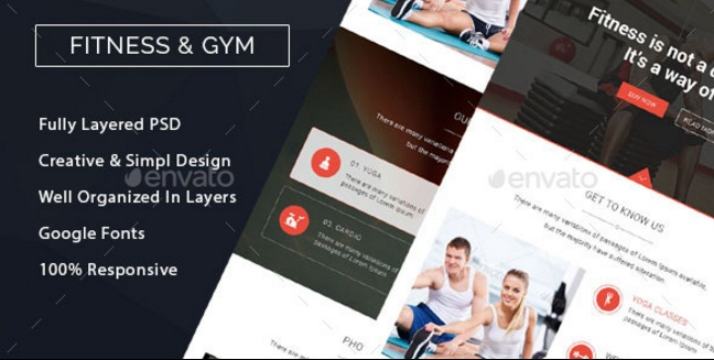 gym-email-marketing-template