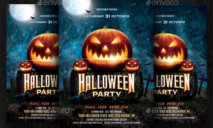 halloween-celebration-flyer-template