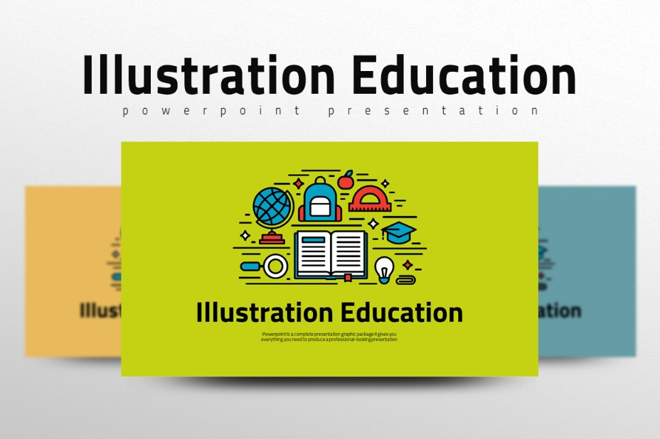 infographic-education-powerpoint-template