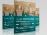 10+ Exhibition Flyer Template Word, PSD, InDesign and Ai Format