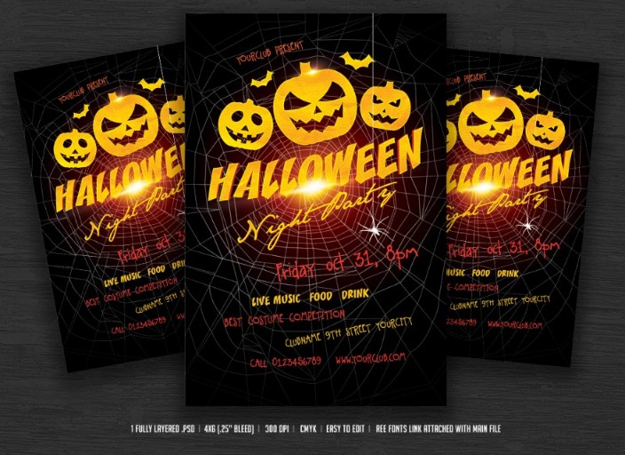layered-halloween-party-flyer-template