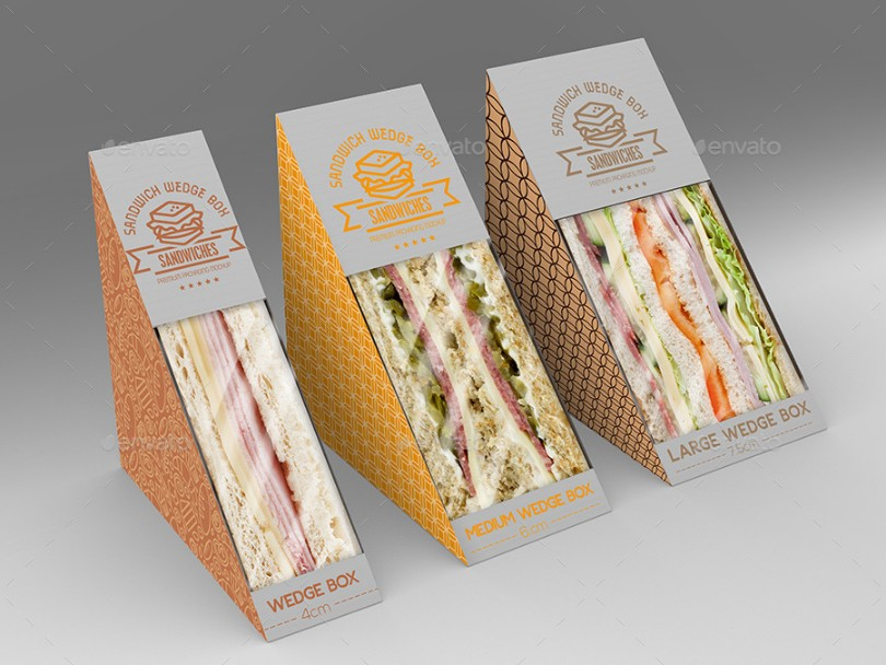 20 Food Packaging Mockup Psd For Presenting Your Branding
