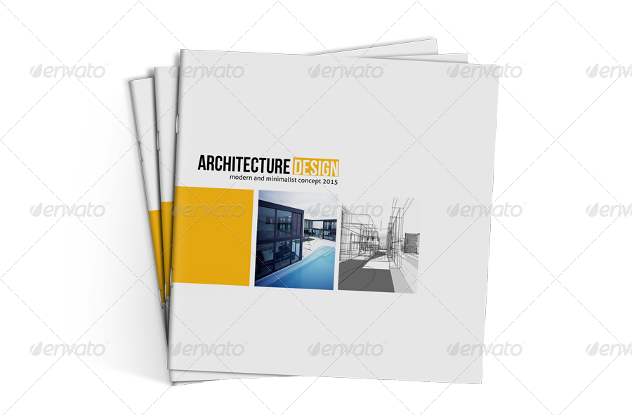 20 square brochure template word psd indesign and psd for 9 square architecture