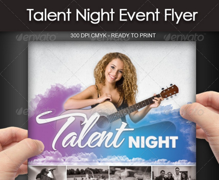 talent-night-flyer-template