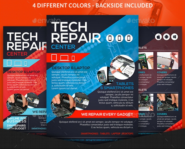tech-repair-flyer-template-psd
