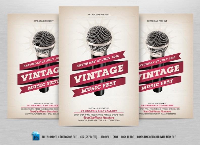 vintage-music-fest-flyer-template