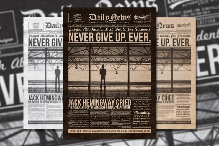 vintage-newspaper-flyer-template-psd