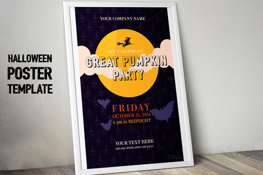 poster-frame-psd-mockup-halloween