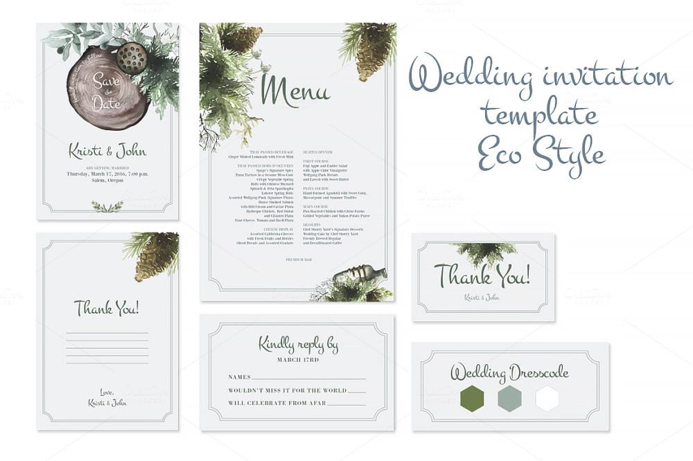 20 free premium wedding menu templates psd graphic cloud