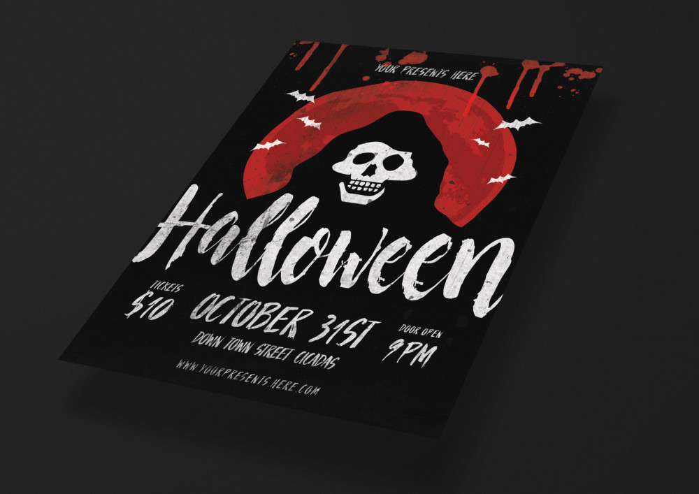 halloween-party-poster-template