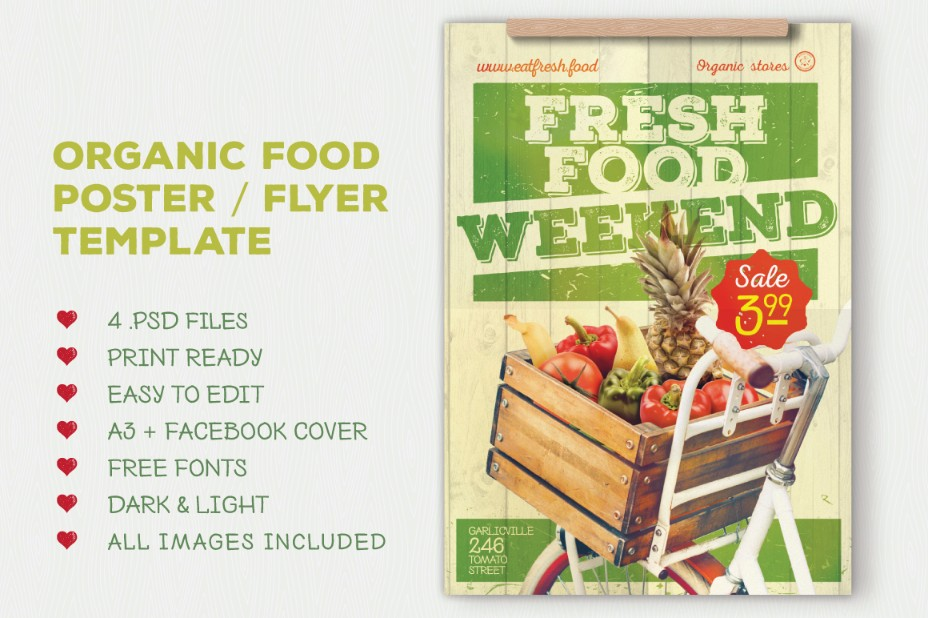 organic-food-poster-flyer