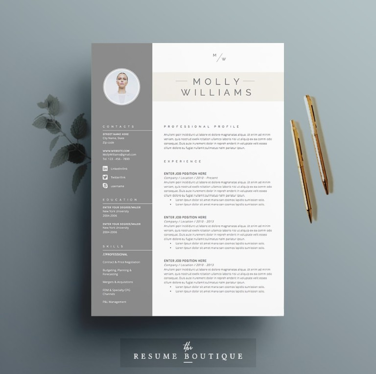 15 mac cv resume templates graphic cloud