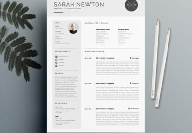 15+ Mac CV & Resume Templates