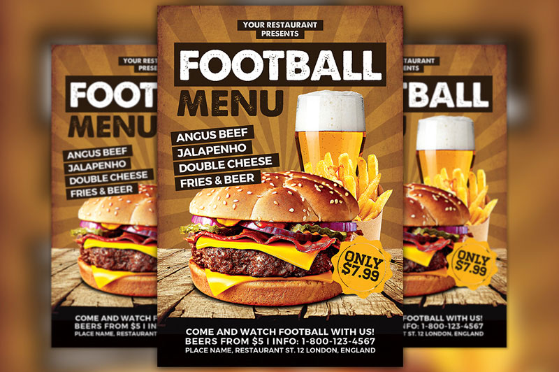 promotion-food-flyer-template