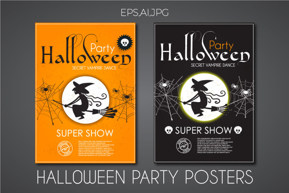 halloween-posters-free