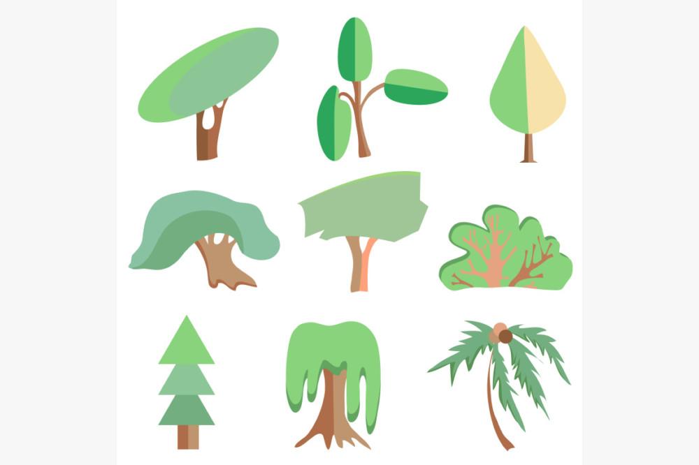 All Tree vectors