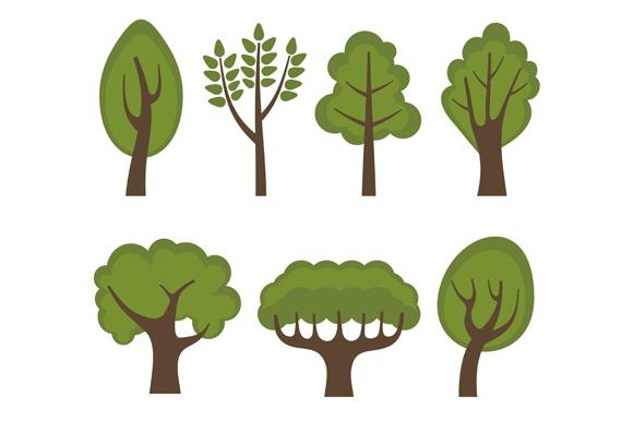 cartoon-tree-vectors