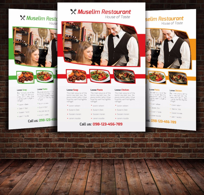 food-flyer-template-restaurant
