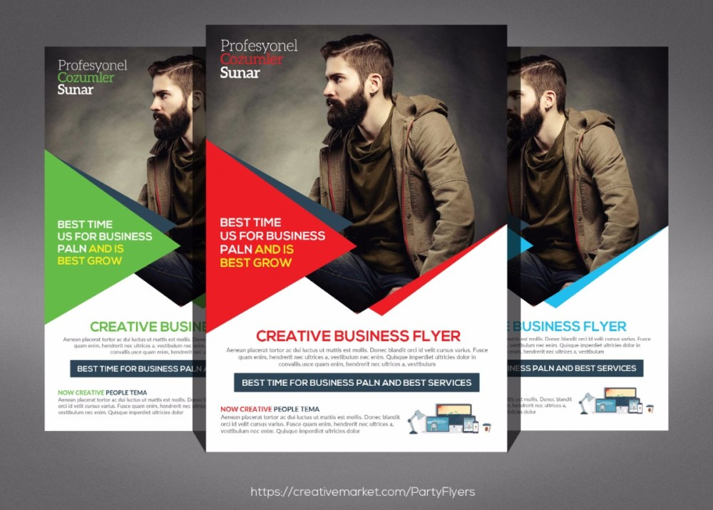 Mind Blowing Fashion Flyer Psd Templates  Graphic Cloud