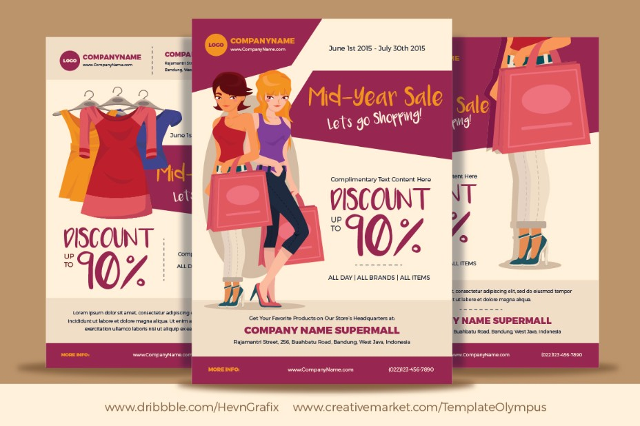 fashion-sale-flyer-template
