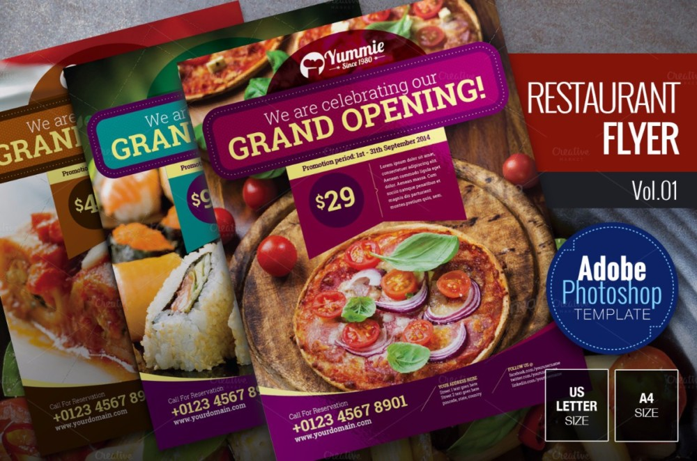 creative-restaurant-food-flyer-template