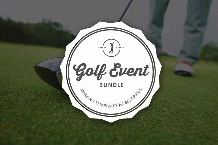 golf-event-flyer-bundle