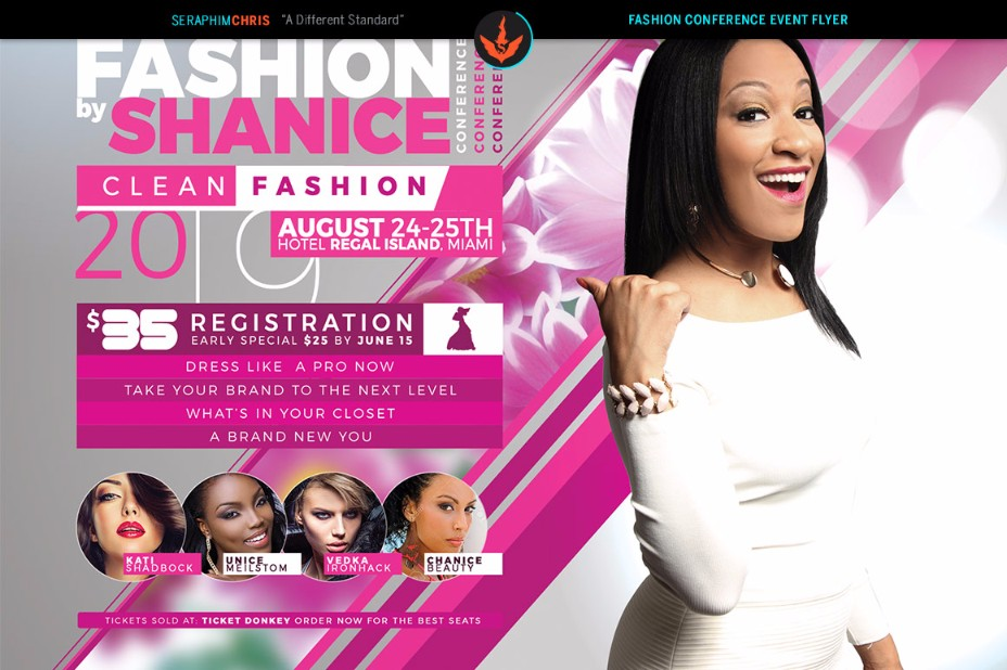 fashion_conference_flyer